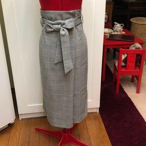 NWOT beautiful origami skirt